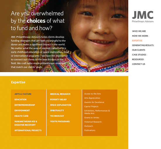 JMC Philanthropic Advisors